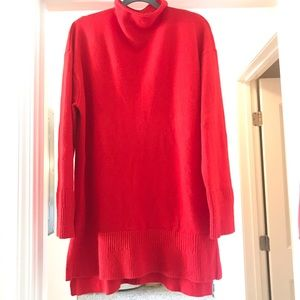 Anthropologie Moth Saskia Oversized Pullover